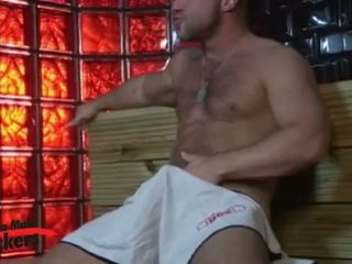 hunks porn, any muscle, watch oral scene