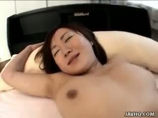 bruneta, výstrek príťažlivé, amatér