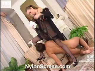 Nellie And Morris Nasty Stockings Scene