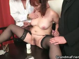 mmf, moms and boys video-