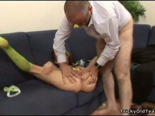 Succulent pounding av en hot twat