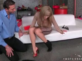 Hot foot bayan ketika