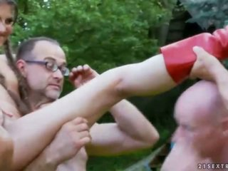 Cực pissing và blowbang