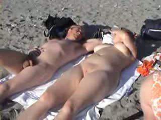 Nerja Nude Beach