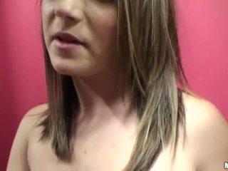 brunette, check fucks, public fuck nice