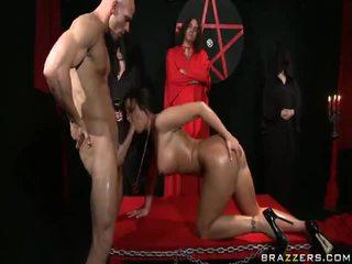 heetste brunette gepost, buit vid, meer nice ass klem