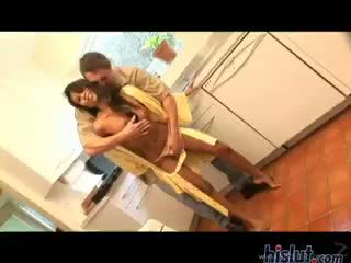 Nyomi Marcela Is An Asian Whore