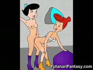 3D Futanari Teens!