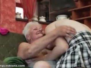 bunicuță, lesbiană, matur