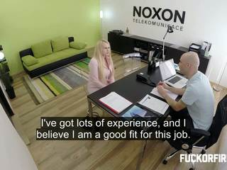 офис, интервю, doggy стил