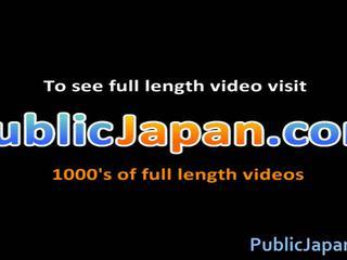 Ai Haneda Hot Asian Teen Has Public