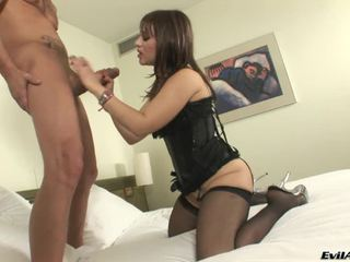 Whore Fucked In Many Positions In Her Slutty Nylons!