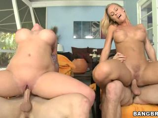 Big Ass Blondes With Blue Eyes Feat Angel Vain Nicole Aniston