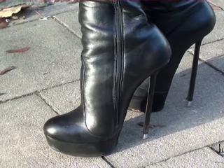 Beste von julie skyhigh 2011 im super sexy hoch absätze & stiefel