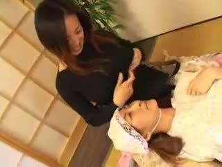 japanilainen, lactation, aasialainen