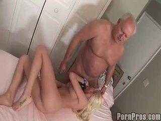 Oud en youthful porno tube