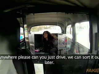 Black amateur has no money for her taxi