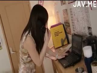 real brunette, japanese you, fresh blowjob hot