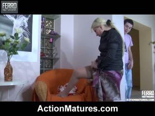 Mischen von hardcore sex kino von aktion reift
