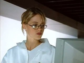Doctor fucking his blonde patient