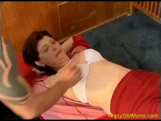 bj of mature lady