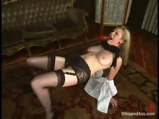Adrianna nicole loves being tortured 由 voracious 情妇 kym wilde