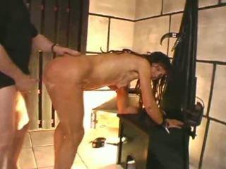 bdsm, kwaliteit slavernij neuken, groot pain at sex
