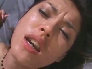 groot deepthroat mov, nieuw japanse, plezier kut likken