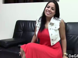 Cuban Babe Wants To Be A Pornstar
