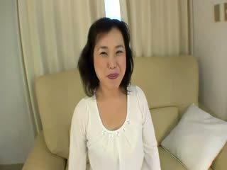 Viejo oriental prostituta gets felled hasta en la sillón