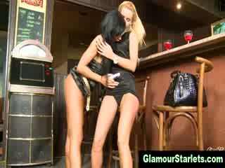 kinky, lesbians new, ideal glamour great