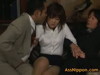 Yuka matsushita gets her Gorgeous Booty fucking fucked 2 by assnippon