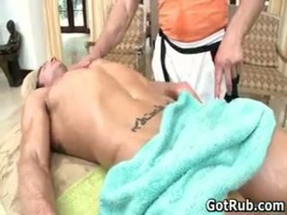 Super Sexy Chap Receives Fine Body Massages 11 By Gotrub