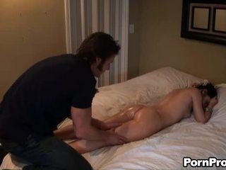Delightful massage và fucking