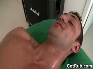 Massage Pro Receives His Nice A Hole Fucked By Muscled Dude 3 By Gotrub