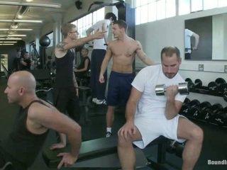 Gym Rat And The Gay Mafia