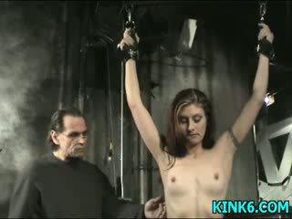 groot pervers gepost, vers bizzare scène, een bizar