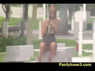 heet voyeur actie, meer fetisch thumbnail, groot benen thumbnail