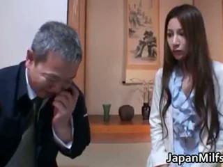 Anri suzuki 뿔의 꼬인 아시아의 어머니 part1