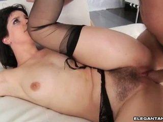 rated brunette, hardcore sex, hard fuck