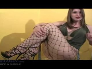chubby, instructions, fishnets
