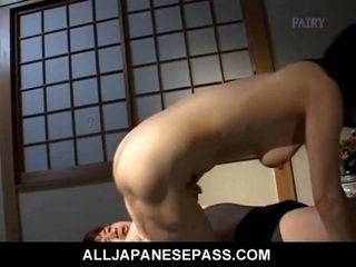 hottest japanese real, real cowgirl, full oriental fun
