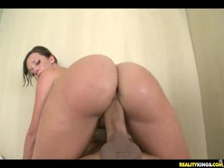 Awesome Whore Jada Stevens Got Her Mouth Raped