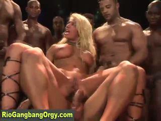 Sexy latina mami takes lul