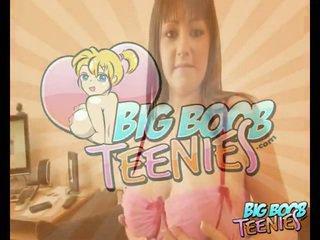 heetste tiener sex scène, grote borsten, grote tieten gepost