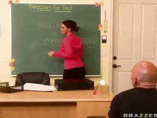 fun sophie dee hq, all busty teacher full