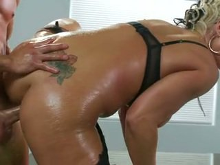 Burning Smut Sadie Swede Has Anally Bumped Just The Way She Craved For