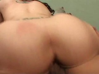 Kelly divine's cunt stretched by a huge black cock