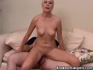 Nice Blonde Tinker Got Laid