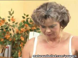 more mature, fun german, hairy you